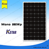 Top Manufacturer Kingstar Mono 260w 250w