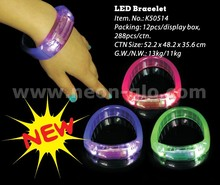 Great Popular LED Glowing light Bracelet