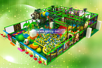 kids indoor playground for playing advnture euqipment