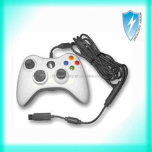 Hot selling Brand-new red blue black Wired Controller gamepad Joystick For Xbox360