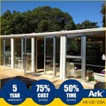 ARK Good Quality Flat pack hotel building