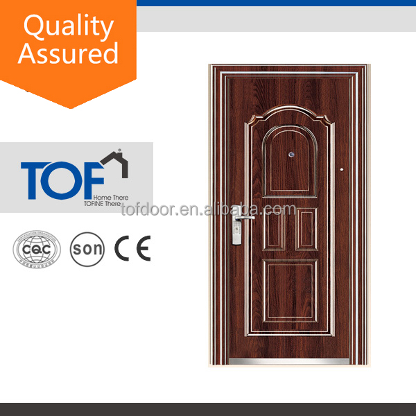 Top quality Low price white primer iddis security steel door