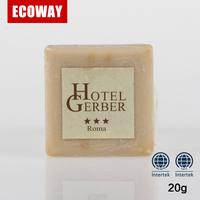 eco friendly hotel bathroom amenities customized small hotel soap