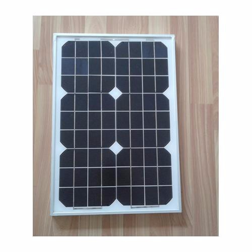 TUV CE ISO certificated cheap price 20w mono photovoltaic solar panels for home use
