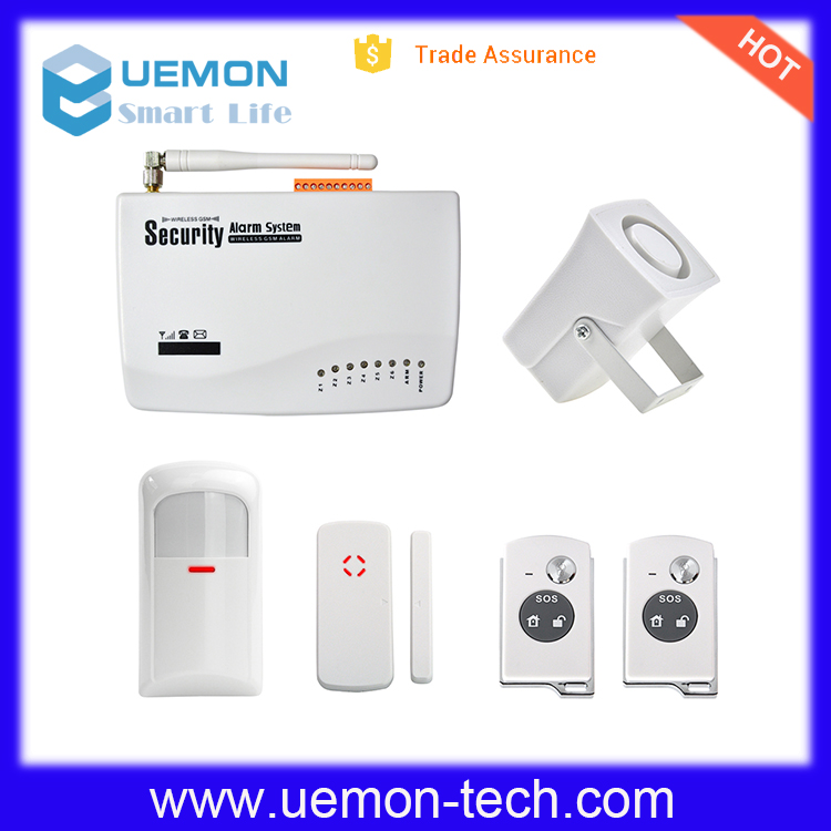 Low price selling security alarm system for Smart Home Automation
