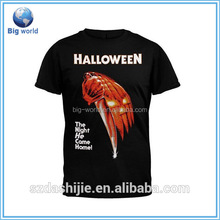 T Shirt,Custom T-Shirt, Polyester+Spandex Material Blank T Shirt Wholesale China