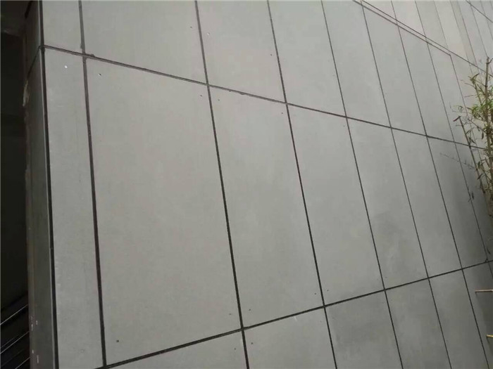 Lutai brand dark grey paint free board,no paint surface panel