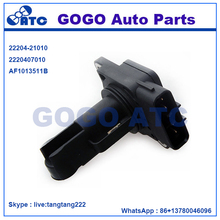 High Quality MASS AIR FLOW Sensor For LEXUS MAZDA MITSUBISHI SUZUKI VOLVO OEM 22204-21010 2220407010 AF1013511B