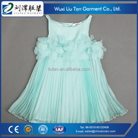 leisure light lace party dresses for girls of 7 year old