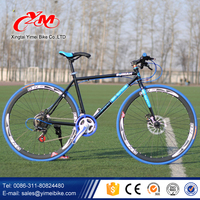 Single speed fixie bike 700CC aluminium bicycle 26 inch fixed gear bike