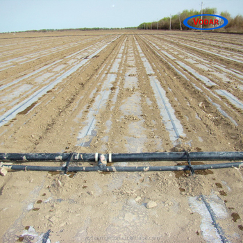 VODAR Good Quality Light Weight PE Drip Irrigation Pipe Plant Price Made In China