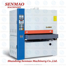 Double side belt sander / Plywood sanding machine/automatic feeding sander machine