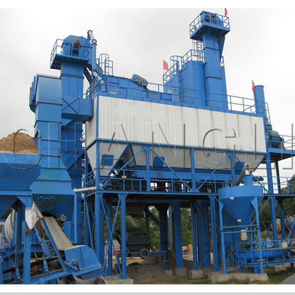 Professional manufacturer asphalt production plants with good quality