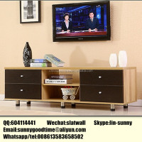 Wooden lcd TV cabinet designs