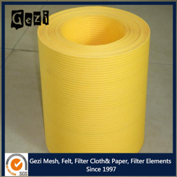 Gezi Automotive Oil/Fuel/Air/Diesel filter paper for rengine air insert systerm