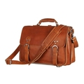 7161B-1 Fast Delivery Low MOQ Mens Big Leather Trave shoulder Bag