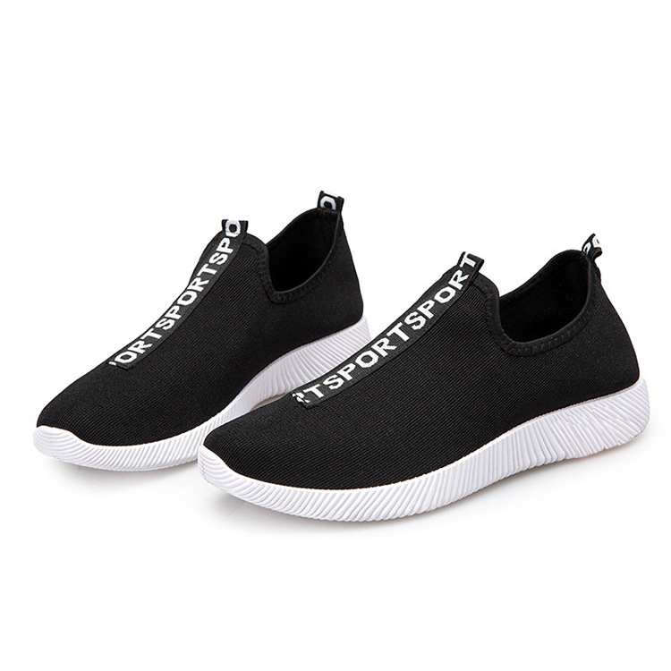 factory price latest design breathable men casual sport shoes