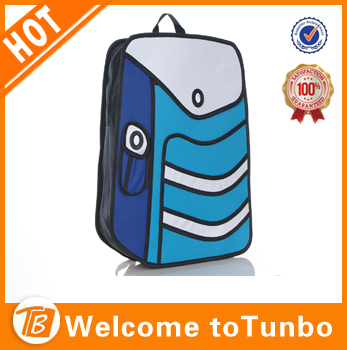 wholesale 29style retro fashion cartoon computer bag,camera cartoon shoulder 2d bag gismo carry in space.