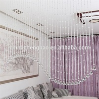 Plastic Pearl String Door Beads Curtain