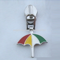 N-2874-23 Zipper head size change hot selling customized knee slider Special zipper umbrella slider