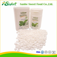 Low calorie wholesaler stevia sweetener surgar stevia tablets