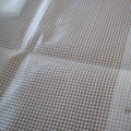 100% Polyester Clear Mesh Fabric