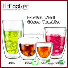Double wall beer glass,water glass