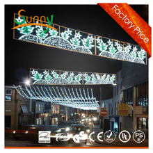 outdoor skylines decoration Low price high quality 6-7m christmas led strip light outdoor use