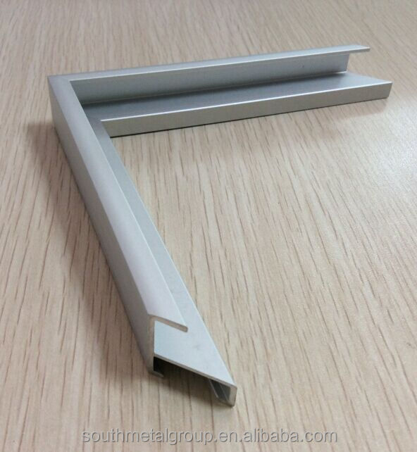 aluminum extrusion for picture frame