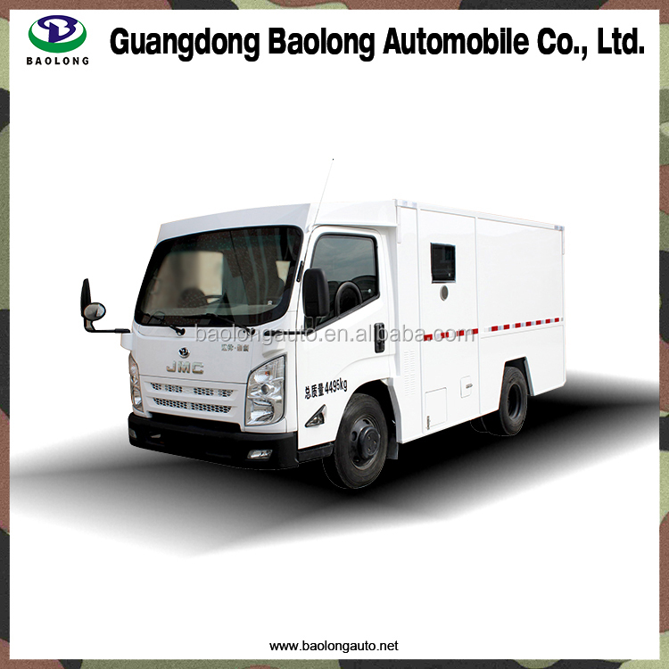 Armored JMC Cash In Transit Vehicle/ Special transfer/Armored Truck from China/TBL5040XYCF5