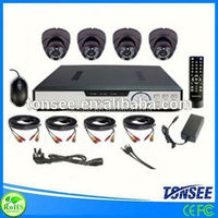 CCTV camera system kits cctv camera 720p two way audio p2p wireless ip camera silicone gloves for cooking