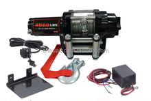 High Quanlity Hot Sale ATV Winch 4500lb IP68 12V or 24V