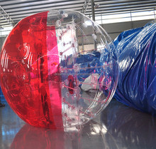 Wholesale best quality inflatable body bumper ball for sale