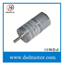 DSD-25RS310 25mm 6V 12V 24v brushed dc gear motor for robot kit