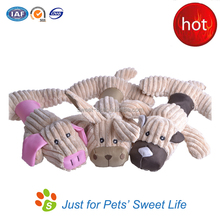 2015 eco-friendly new design sex catoon toy dog fetch toy pet products