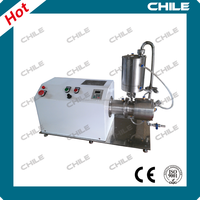 ink color paste cosmetic pesticide pharmacy pigment laboratory bead mill wet grinding machine grinder