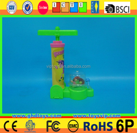plastic toys pump and balloon