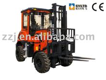 Off road fork lift with CE