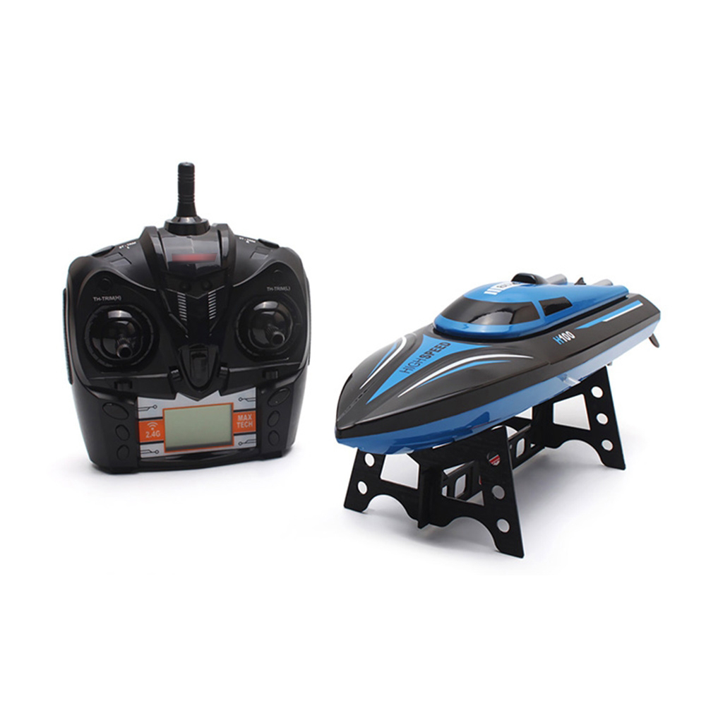 727100-2.4G 4CH 20KM/H Racing RC Boat