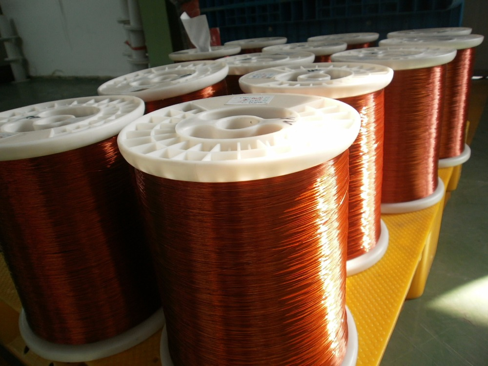 UL Enamelled copper wires for electric cable wire