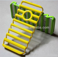 2013 Hot Sell Ladder PC Hard Case Cover for iPhone 5G, with stair design