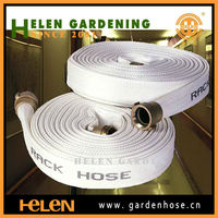 2014 seen on tv PU fire hose types of fire hose couplings fire hose branch pipes