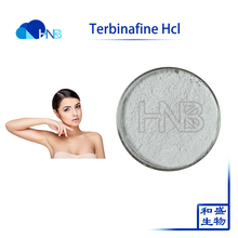 HNB Supply Top Quality Terbinafine Hcl with Best Price CAS. 78628-80-5 terbinafine hydrochloride