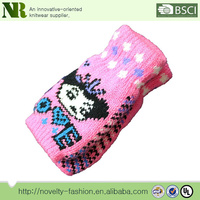 wholesale common designs warm soft girl's gloves