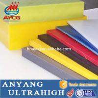 corrosion resistant high density polyethylene
