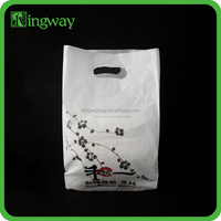 dog treats toilet paper hang hole soft pe flexible plastic Customized printing Plastic packaging colorful print bag