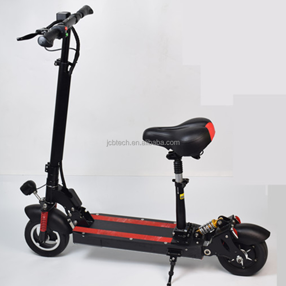 2018 high quality electric scooter with long board foldable electric motorcycle