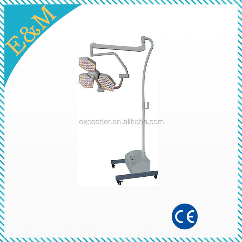 Exceeder Stand hospital operated table floor mobile examination surgical economic medical lamp