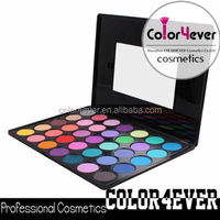 New Magic costomized 35 color makeup eyes eyeshadow palette eyeshadow free eyeshadow samples