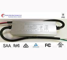 80W 100W 120W LED constant current driver Shenzhen factory IP 65 class 36Volt led power supply